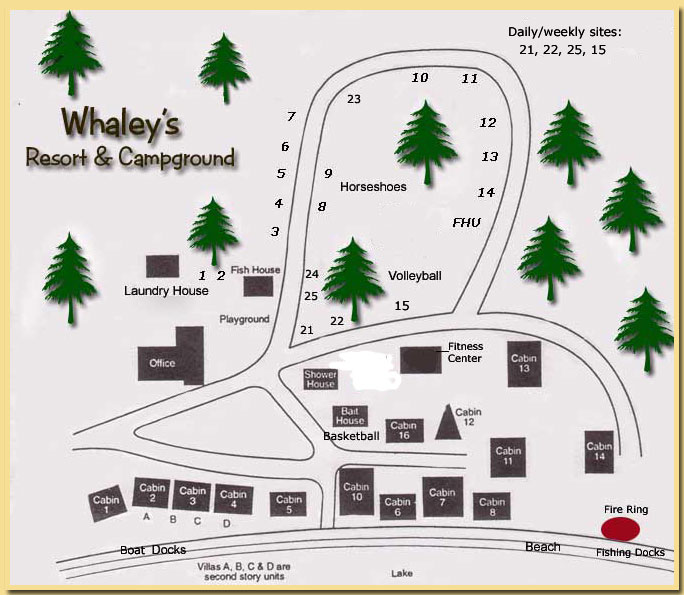 Whaley's Resort and Campground
