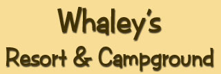 Whaley's Resort & Campgrounds Logo