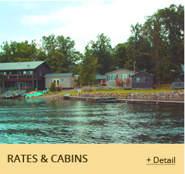 Rates and Cabins